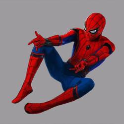 spider man wip by willpower