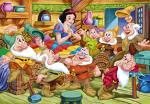 Snow White and The Seven Dwarf by chiphunny