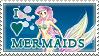 Stamp I love mermaids by vampire-neko