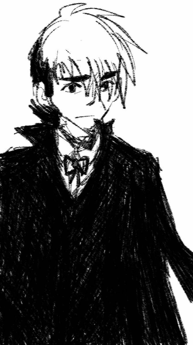 Black Jack 5 sketch by mimidan