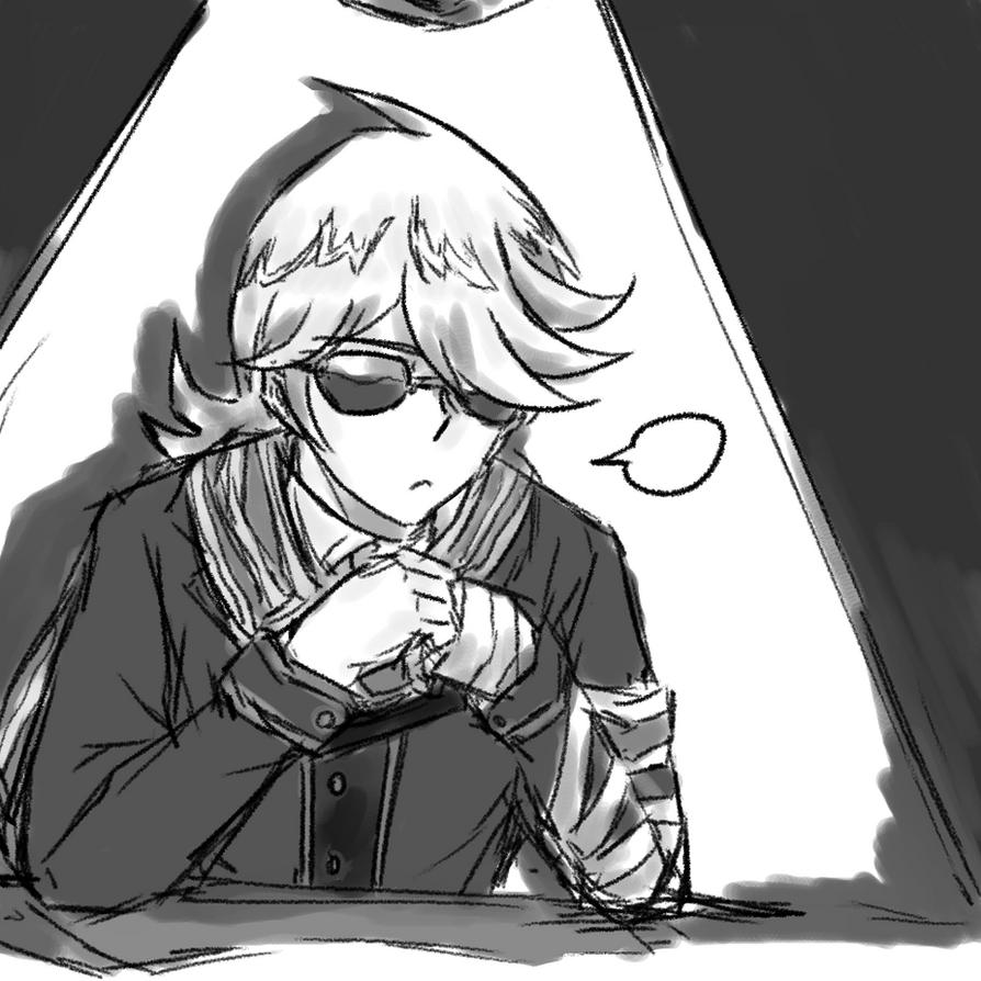 Interrogation Time by mimidan
