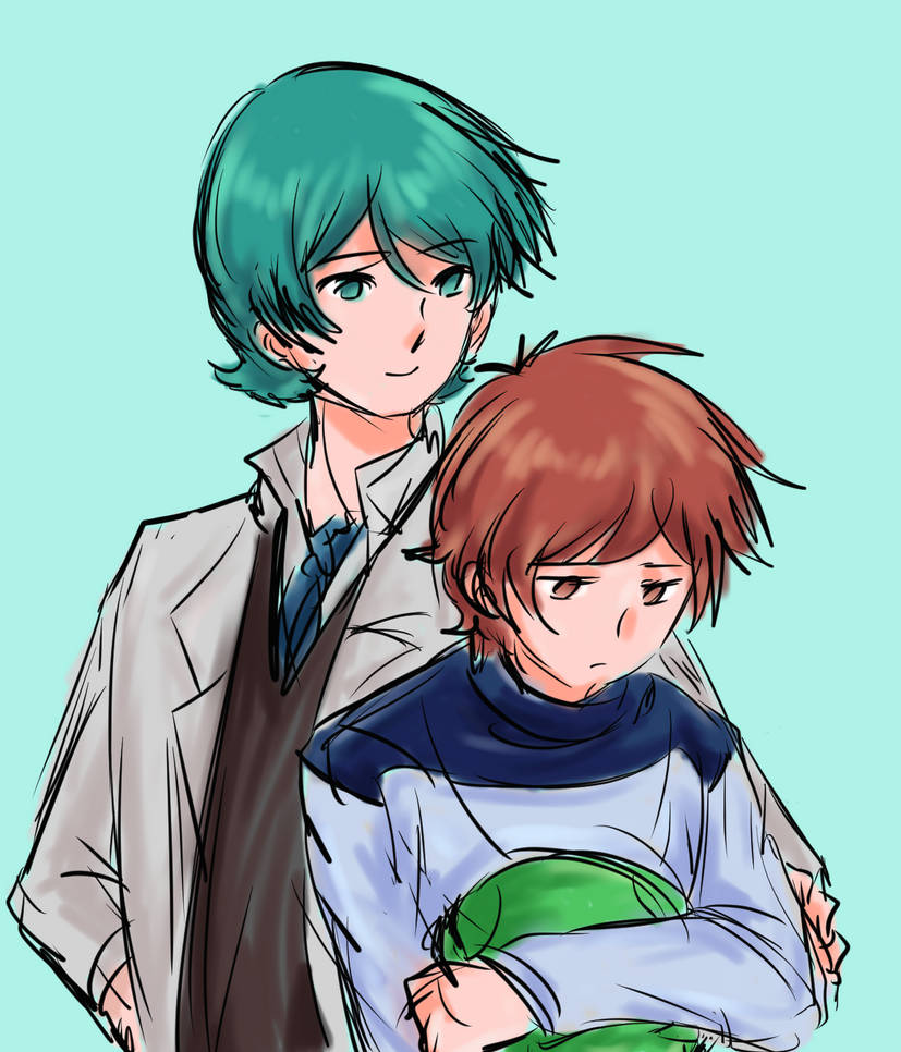 Dr Kamille and Banagher