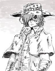 Franklin Harlock based from new manga