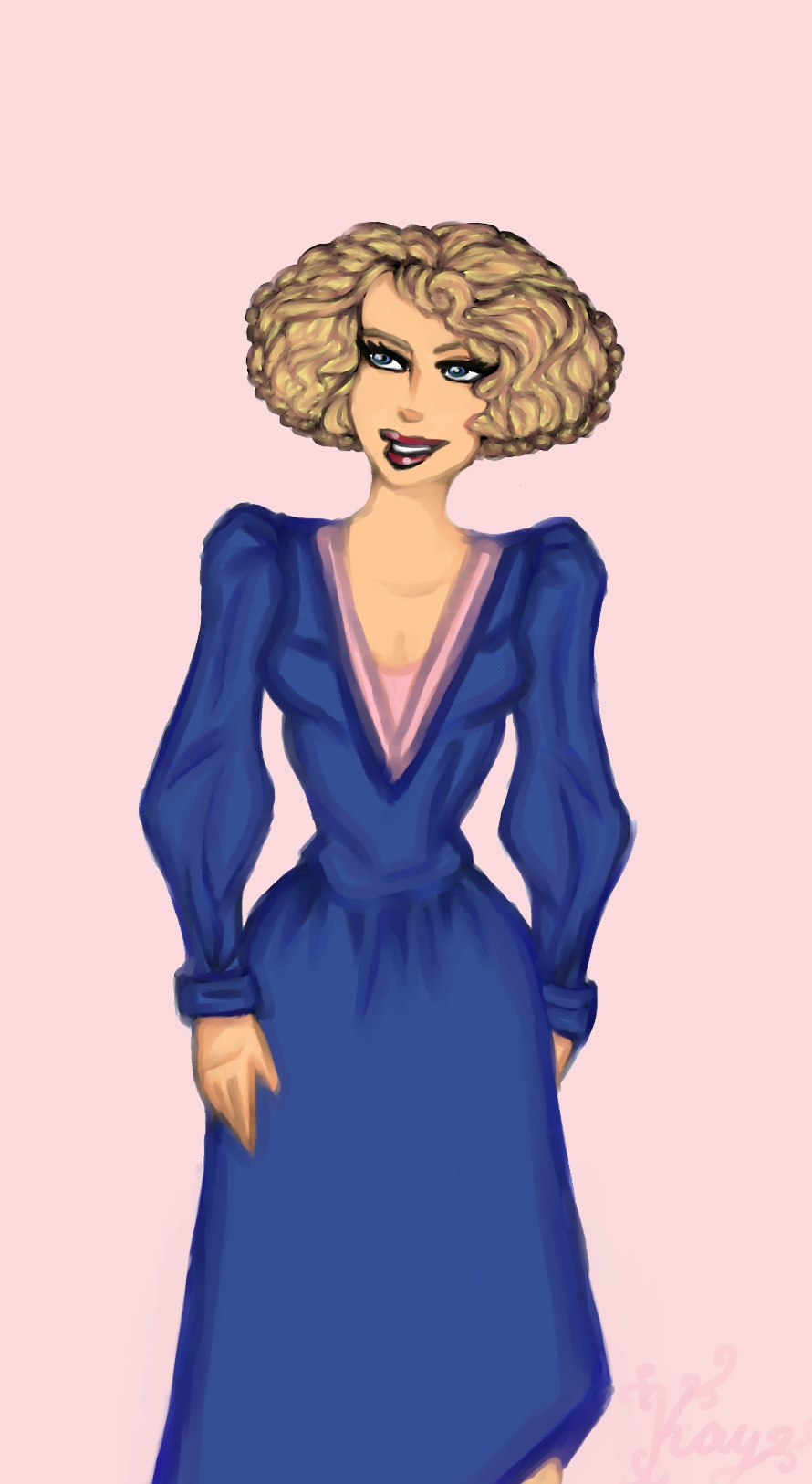 Queenie Goldstein by TheSisters2