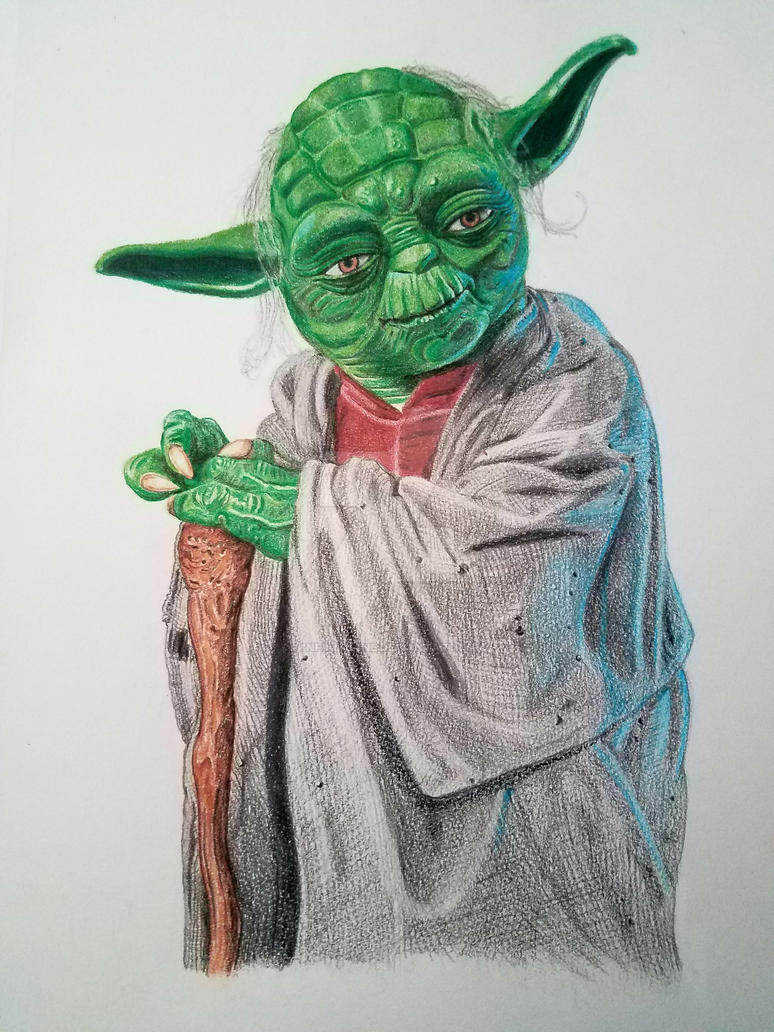 Yoda by 1nfinite-1ne