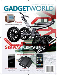 Gadgetworld by generall33