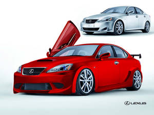 Lexus photoshopped