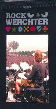 Metallica at Rock Werchter 07