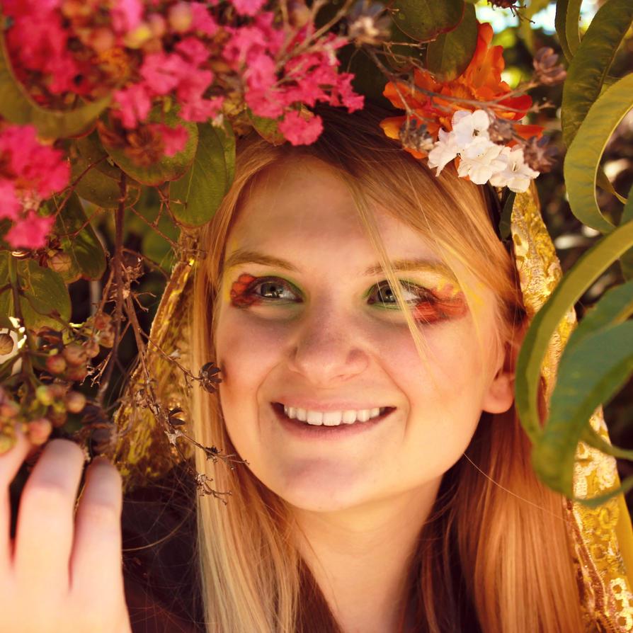 Demeter's Smile by MysticalCapture