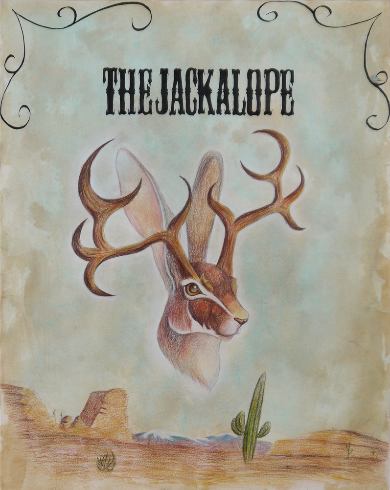 The Jackalope by Izzabell