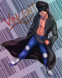 Vincent AT by TheBearTamer
