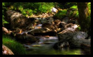 Hidden Glendalough by SneachtaPix