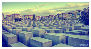 Berlin Holocaust Memorial by SneachtaPix
