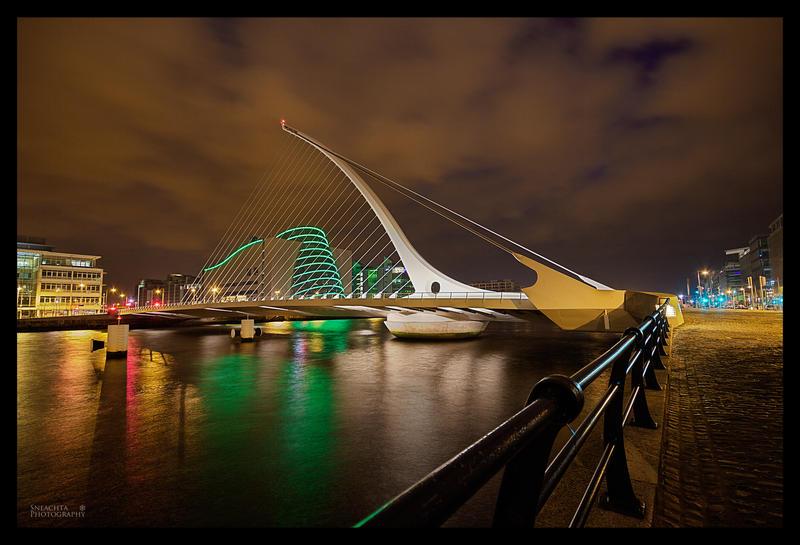 The Bridge by SneachtaPix
