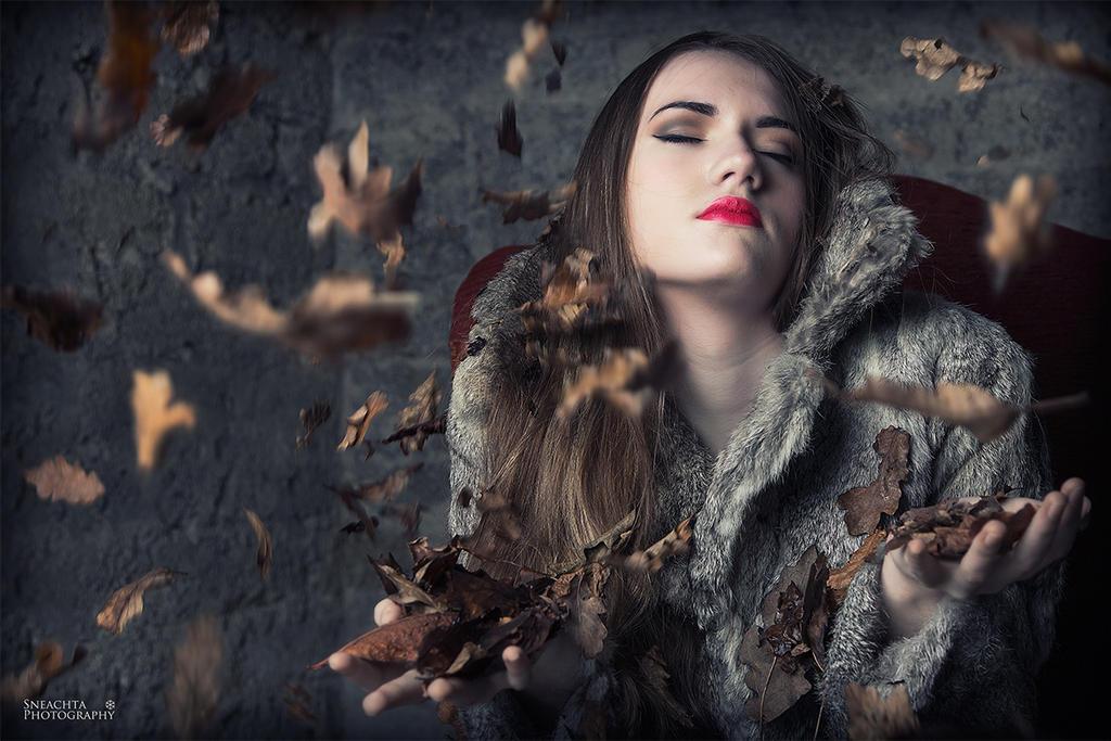 Autumnal Feeling by SneachtaPix