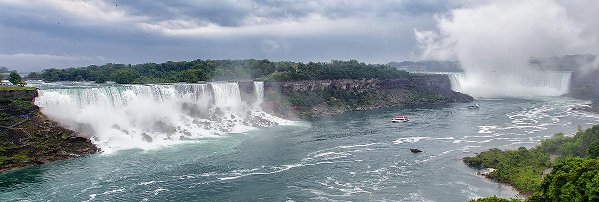 Niagara by SneachtaPix