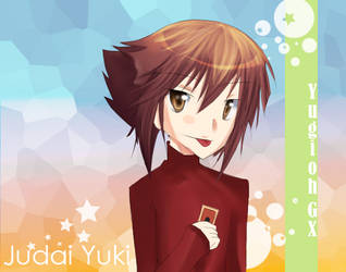 YGO GX : Juuuuuuudai by sarafyna-chan