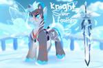 ADOPT Knight Silver Feather OPEN 70$ by KilianKuro