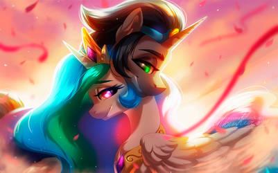Sombra And Tia
