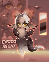 Adopt Choco Night Open by KilianKuro