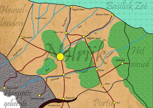 Map of Nolrijk