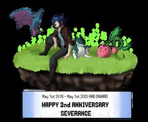 Happy 2nd Anniversary Severance