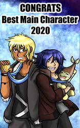 Extravaganza- Best Main Characters of 2020