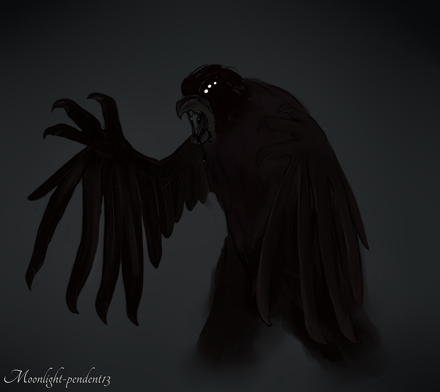Corrupted Owlbear by Moonlight-pendent13