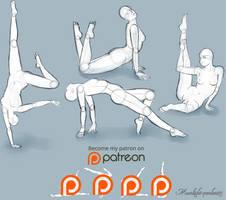 Pose Studies, Pack 2