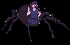 Conversational Arachnid by Moonlight-pendent13