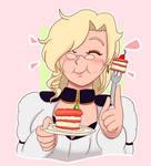 Glynda Cake
