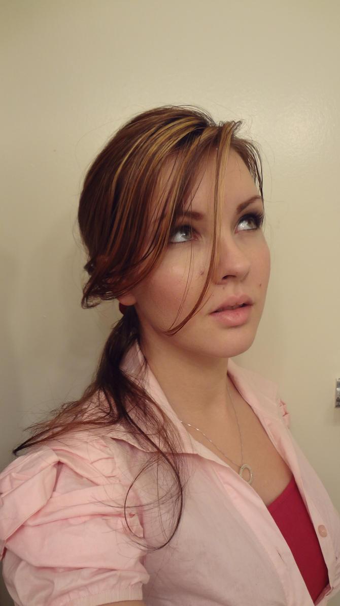 Hair Style 3 -stock- by BiggieShorty