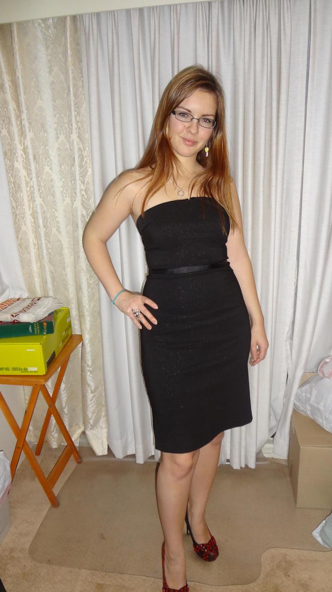 Dress 02 -stock- by BiggieShorty