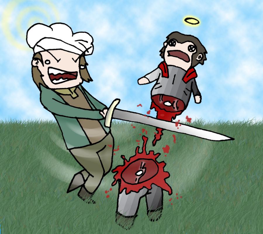 Skyrim: Great Swords by dustygmilz