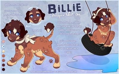 OC: Billie