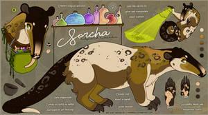 OC: Sorcha by c-Chimera