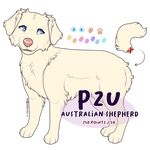 P2U: Australian Shepherd Adoptable Base