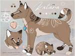 YCH A: Siberian Husky Ref Sheet