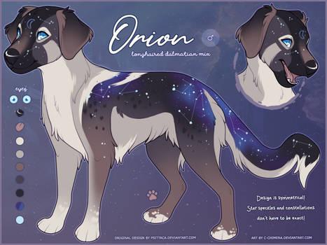OC FLATSALE: Orion