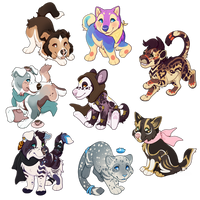 COMS: A Coterie of Chars