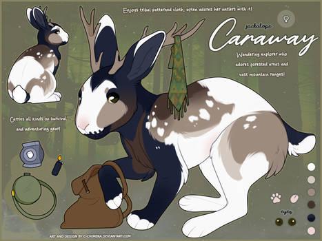 OC: Caraway