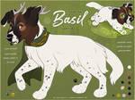 OC AUCTION: Ailidae Basil