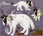 OC AUCTION: Ailidae Moon