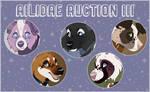Ailidae: Character Auction Batch III