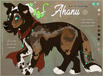 Ailidae Auction: Ahanu
