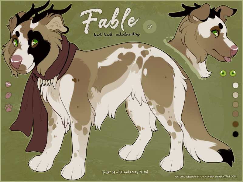 Ailidae Auction: Fable
