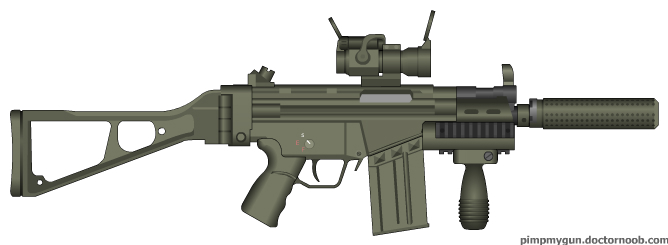 Jungle Spec Op's G3 SAS by Dark-Sinjid4 on DeviantArt