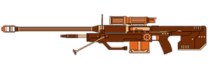 ONI Weapon Profile - Red Deaths MaGhenna Sniper