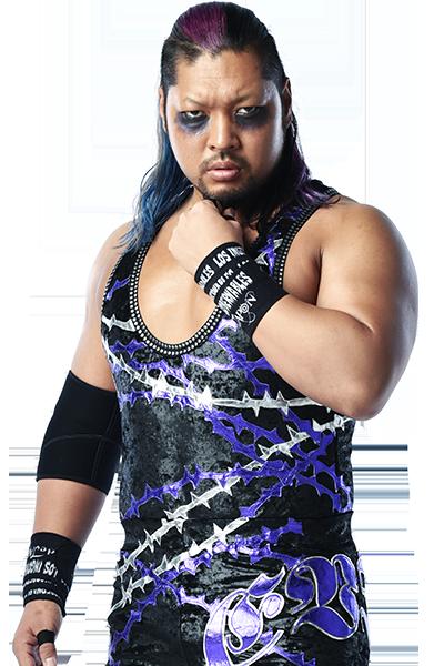 EVIL NJPW 2017 Render by BlueJustice2016 on DeviantArt