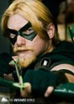 Green Arrow at Otakon 2011
